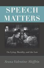 Carl G. Hempel Lecture: Speech Matters : On Lying, Morality, and the Law by...
