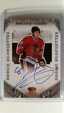 2011-12 Panini Crown Royale Marcus Kruger RC Silhouettes Prime Jersey Auto 70/99