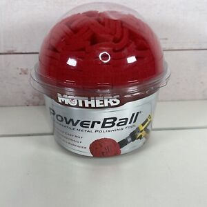 MOTHERS PowerBall Polishing Tool 05140 Made in USA!
