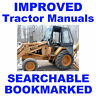 CASE 480C BACKHOE TRACTORS LOADER FACTORY SERVICE REPAIR SHOP MANUAL 480C CD