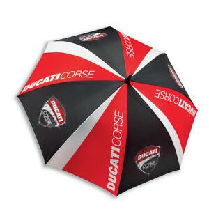 NEW Motorcycle Ducati Genuine Corse Sketch Umbrella - D987697806