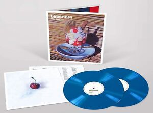 THE BLUETONES The Singles 2019 reissue 16-track 180g blue vinyl 2-LP NEW/SEALED
