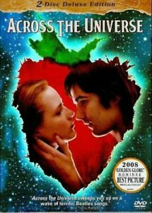 Across the Universe (Two-Disc Deluxe Edition) - DVD -  Very Good - - - 1 -  - De