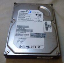 """160 GB SEAGATE BARRACUDA ST3160812AS 9BD132-783 F/W:3.AJL 3.5"""" Hard Drive SATA"""