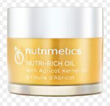 NUTRIMETICS NUTRI-RICH OIL 1 X 25ML Brand New In Box