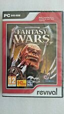 Fantasy Wars (PC: Windows 2010) - NEW and SEALED