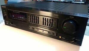 Sony TA-AX401 Vollverstärker mit Graphic Equalizer