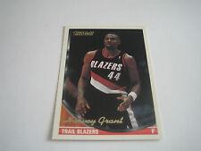 1993/94 TOPPS GOLD BASKETBALL HARVEY GRANT CARD #341***PORTLAND TRAIL BLAZERS***