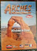 Arches National Park: Windows of Stone DVD Sealed