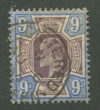 GREAT BRITAIN #136 USED VF DATED