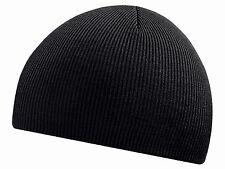 De Punto para Hombre Gorro Esquí cráneo casquillo trabajo nieve controladores sombreros vendedor del Reino Unido