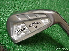 Nice Callaway Razr X Forged Cavity 6 Iron  Project Flighted X 6.0 Stiff