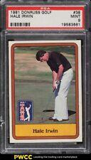 New listing 1981 Donruss Golf Hale Irwin #38 PSA 9 MINT