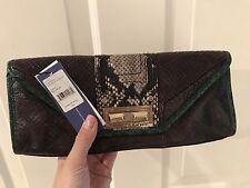 NWT $295 REBECCA MINKOFF Endless Love Clutch Bag