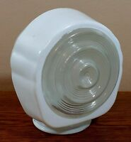 Vintage Art Deco Glass Lamp Shade