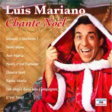 Luis MARIANO : chante NOËL