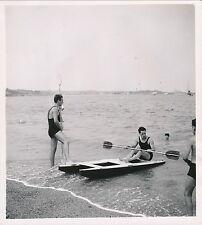 ST-JEAN-DE-LUZ c. 1935 - Kayac Catamaran Pyrénées-Atlantiques Div 4397