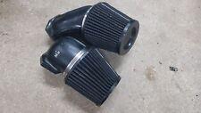RB26DETT k&n m's induction kit with hard pipes r32 r33 r34 gtr drift drag track