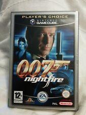 James Bond 007: Nightfire | Nintendo GameCube | Complete | PAL