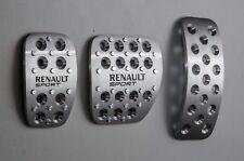 RENAULT SPORT - MEGANE LAGUNA aluminium pedal set