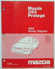 Service Repair Manuals For Mazda Protege For Sale Ebay