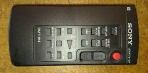 Fernbedienung für Sony CD Player RMT-814 #