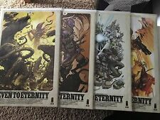 Seven To Eternity Issues 1 - 4 Lot by Remender and Opena Image Cover B VG/NM