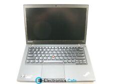"Lenovo ThinkPad T440s 14"" Laptop 1.6 GHz i5-4200U 4GB RAM (Grade C No Battery)"