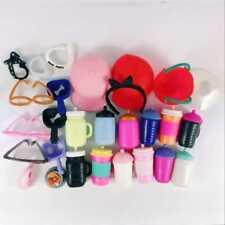 random Lot 10x LOL Surprise Doll Lil Sister Accessory sun glasses hat juice toys
