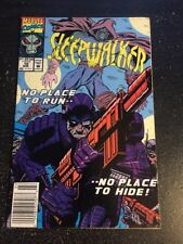 Sleepwalker#10 Awesome Condition 8.0(1992) Cool!!