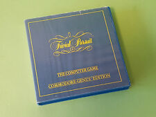 Trivial Pursuit The Computer Game Commodore Genus Edition Commodore 64 C64 Game