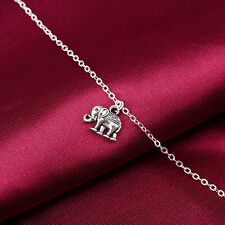 Beach Foot Jewelry Women Elephant Charms Chain Ankle Anklet Bracelet Sexy Gift