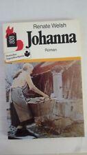 Johanna Roman Deutscher Jugenbuchpreis Paperback – 1966 by Renate Welsh (Author)