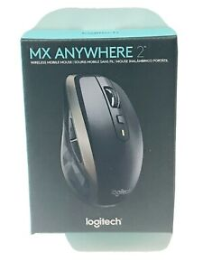 New Logitech MX Anywhere 2 Bluetooth Wireless Rechargeable Mobile Mouse