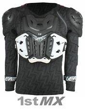Leatt 4.5 Body Suit Armour ACU CE Approved Motocross Race MX Black Adults XXL