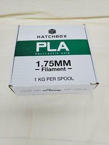 A5.   HATCHBOX PLA 3D Printer Filament