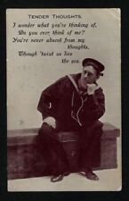 Not Available Naval Collectable WWI Military Postcards (1914-1918)
