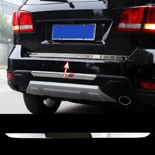 FIT FOR  DODGE JOURNEY 2009- CHROME REAR TRUNK BOOT DOOR COVER TAILGATE  TRIM