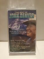 John Denver: The Best of John Denver Cassette Tape New Sealed