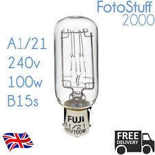 A1/21 240v 100w B15s 6158N CJW CJT Fuji Projector Bulb Lamp A1 21 UK Stock