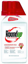 New Roundup Weed and Grass Killer Concentrate Plus, 36.8-Ounce (Fast Ship!)