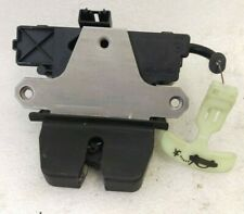 Volvo S40 trunk latch assembly lock actuator release motor solenoid OEM 04-11