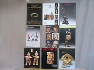 9 Kataloge Art Primitive And Preco