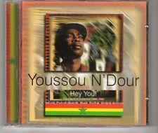 (HG932) Youssou N'Dour, Hey You! - 1997 CD