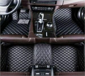 For BMW X6 7 Series E66 G11 RHD Car Floor Mats Custom FloorLiner Carpet Auto Mat