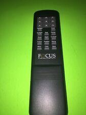 Focus Enhancements Remote Control