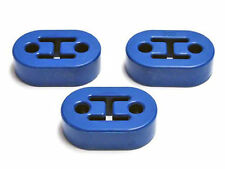 Universal Exhaust Rubber Mount Uprated Sports Hanger Support Blue