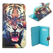Fashion Wallet Flip Leather Stand Soft Cover Case For Samsung Galaxy A3 2015