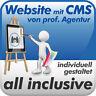Webseite, Homepage mit CMS vom Profi - alles inklusive - für Ihre Ferienwohnung