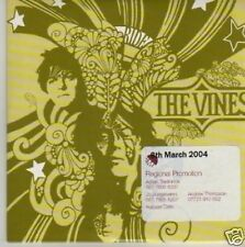 (27P) The Vines - Ride - DJ CD